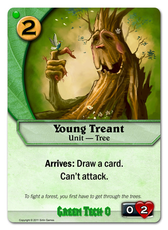 Young Treant