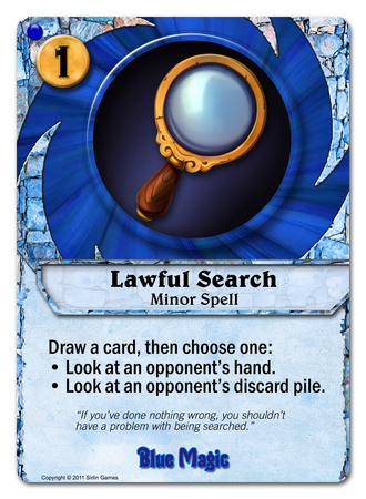 Lawful Search