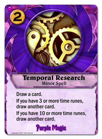 Temporal Research