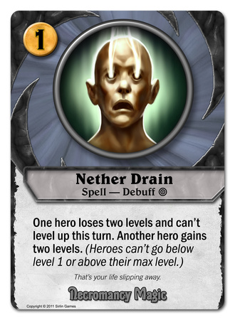 Nether Drain
