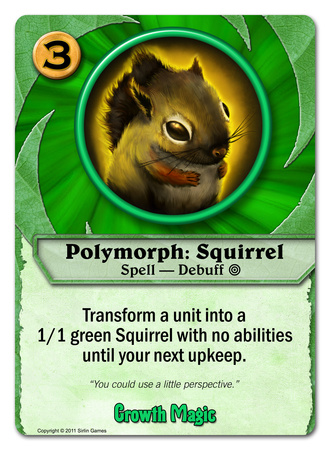 Polymorph: Squirrel