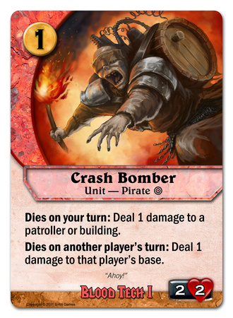 Crash Bomber