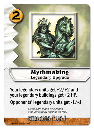 Mythmaking