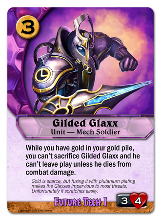 Gilded Glaxx