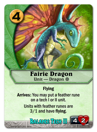 Fairie Dragon