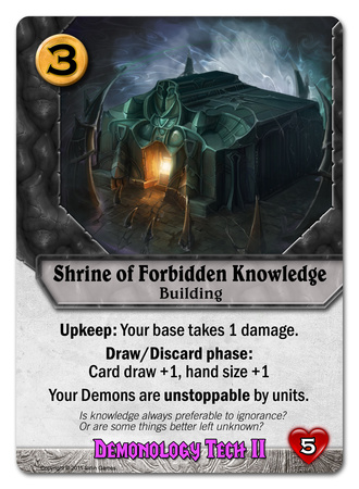 Shrine of Forbidden Knowledge