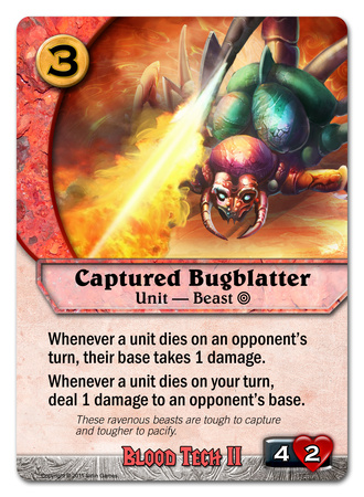 Captured Bugblatter