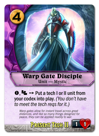 Warp Gate Disciple