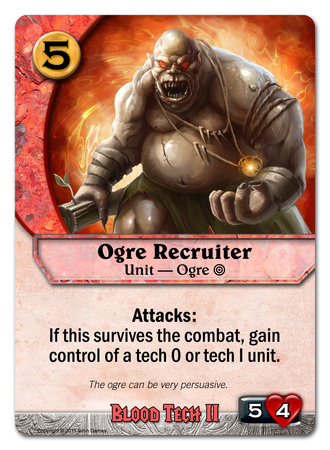 Ogre Recruiter