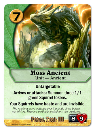 Moss Ancient